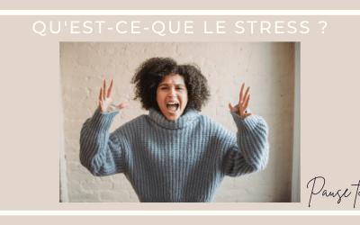 Qu'est-ce-que le stress ?